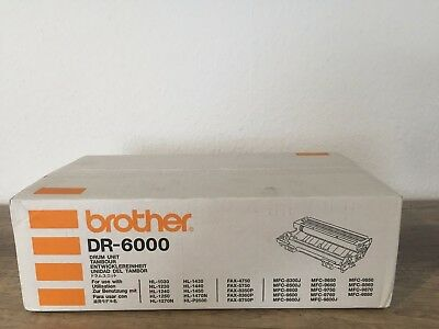 Neu Original Brother DR-6000 DR 6000 Trommel MFC-8500 MFC-9600 HL-1200 HL-1450
