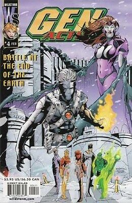 "Comic DC ""Gen Active #4"" 2000 NM"