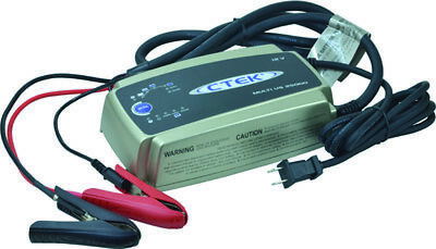 New Battery Charger, Portable 120 VAC Input, Max 25A Charge Rate 56-674