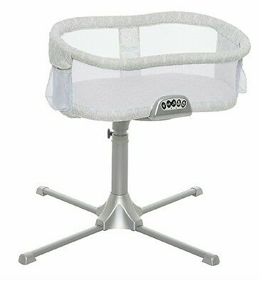 HALO Bassinest Swivel Sleeper Bassinet Premiere Series Damask