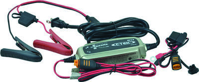 New Battery Charger, Portable 120 VAC Input, 14.4V Output, Max 0.8A Charge Rate