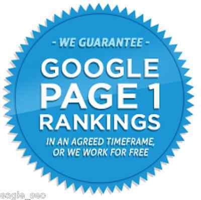[GUARANTEED 1ST PAGE RESULTS FOR 30 KEYWORDS] 11 Yrs on eBay + BEST SEO FOR 2017
