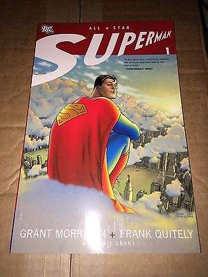 All Star Superman #1 DC Comics Graphic Novel Paperback New