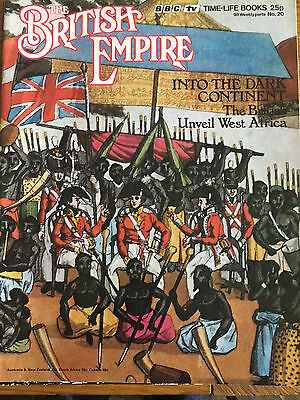THE BRITISH EMPIRE Magazine - 1970s Publication - Issue 20 West Africa
