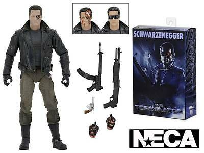 Action figure Terminator T-800 Ultimate Police Station Assault 18 cm by Neca