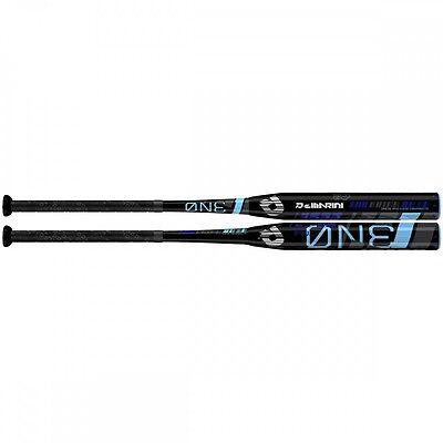 2015 Demarini One Slowpitch Softball Bat Asa Usssa Wtdxone-15 34/27