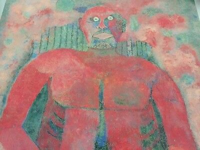 Lot of 25 Vintage 1989 Rufino Tamayo Posters - Homage to Picasso - Moscow -