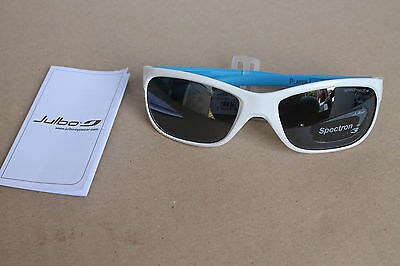 Julbo Player L SP3+, weiß/blau, Sonnenbrille junior, Kinder, J4631111 NEU