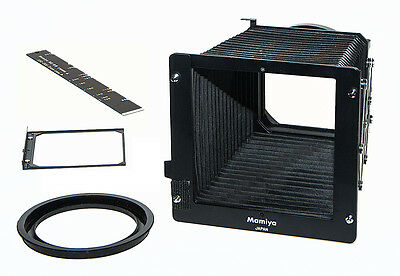 Mamiya Rz67 / Rb67 G3 Bellows Lens Hood