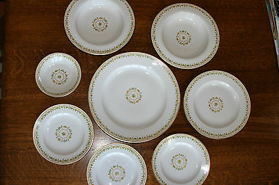 Vintage 1903 Theodore Haviland Limoges France 8-piece China Collection