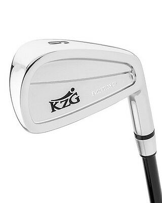 KZG Evolution III Forged Iron Set (Heads Only) #4-PW (7 irons) ***NEW***