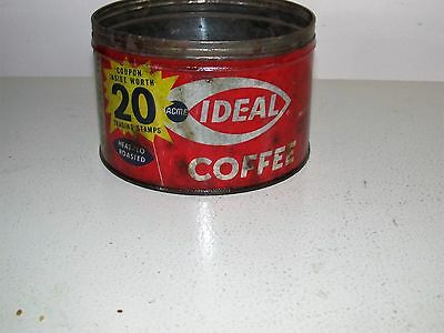 Ideal Tin Coffee Can - no reserve