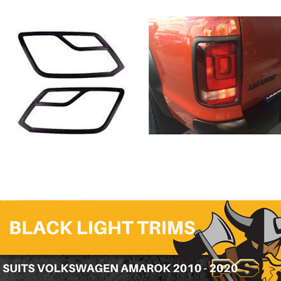 Head Light Tail Light Cover Set for Volkswagen Amarok 2010-2016