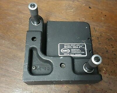 Newport 600A - 4 Universal Optical Mount