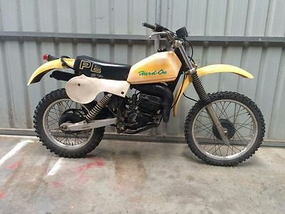 1979 Suzuki PE 175 vmx, vinduro like Rm, IT