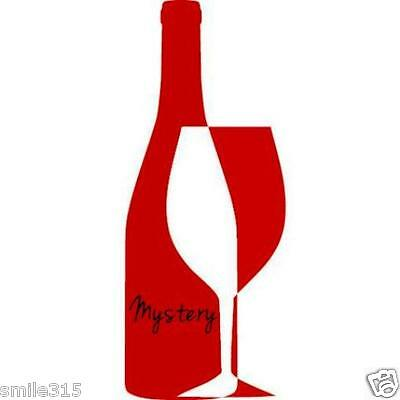 12 X Mystery Red Blend Wine 750ml