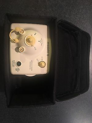 Medela Personal Double Breast Pump with Adapter / Charger And Manual