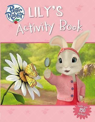 Lily's Activity Book (2014, Paperback)