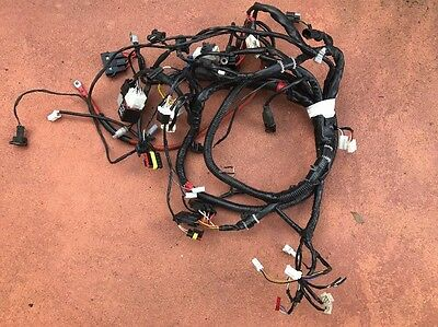 vespa lx150 Wiring Harness Loom Main 2013  Oem  Many Years And models