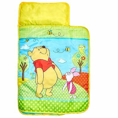 Winnie The Pooh Cosy Wrap Nap Bed Toddler Ready Bed New Free P+P Official New
