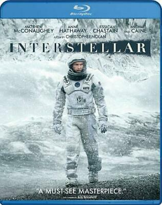 Interstellar Used - Very Good Blu-Ray Disc