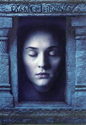 Game Of Thrones Season 6 Hall Of Faces Chase Card HF14 Sansa Stark