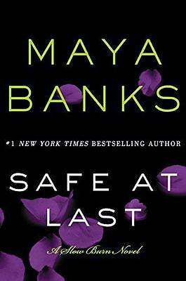 Safe at Last: A Slow Burn Novel (Slow Burn Novels), Banks, Maya | Paperback Book