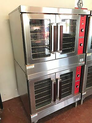 Convection Oven VULCAN Double Stack Electric Model: VC4ED-9