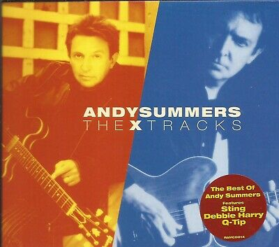 Andy Summers (The Police) - X Tracks (Sting, Debbie Harry) NEW CD