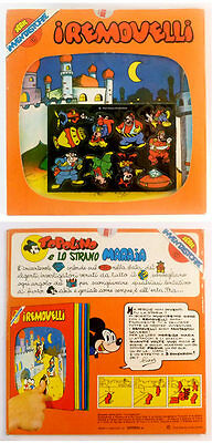 1609 Disney I Removelli Stickers Mickey Mouse 1970S