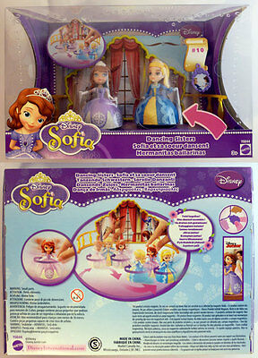 16303 Sofia The First Dancing Sisters Mattel 2013 Y6644