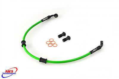 Kawasaki Zx7R 1996-2003 As3 Venhill Braided Rear Brake Line Hose