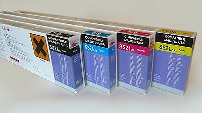 Mimaki SS21 Compatible 440ml Solvent Ink Cartridge for JV33 CJV Series Printers