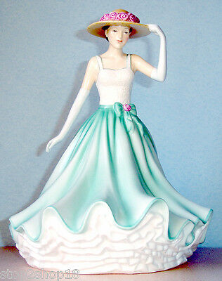 Royal Doulton SARAH Pretty Ladies Figurine HN5668 New In Box