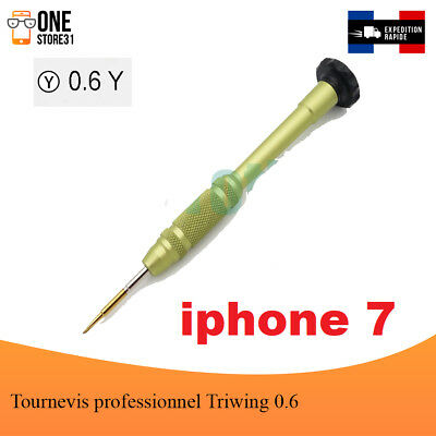 Tournevis Triwing 0.6 pour  iPhone 7 et 7 Plus Apple Watch