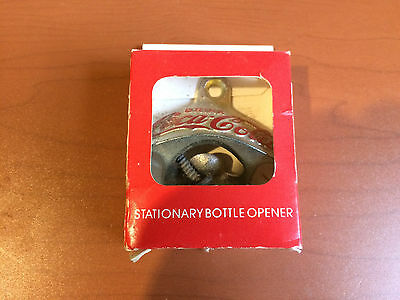Coca-Cola Bottle Opener 1991 Starr X  Wall Mount Germany