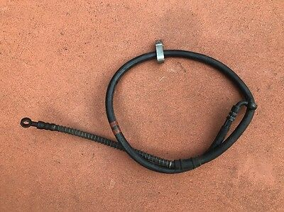 vespa lx150 Front Brake Hose 2013 And Other Models  . OEM Vespa Part