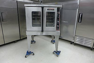Garland MCO-ES-10S Full Size Electric Convection Single Deck Baking Oven Kitchen