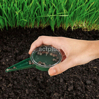 CA Garden Plant Seed Dispenser Sower Planter Seed Dial With 5 Different Settings