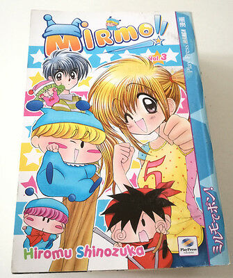 Mirmo N. 3 Manga Play Press Hiromu Shinozuka Buono Sped Gratis Su + Acquisti!!!