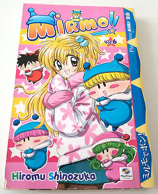 Mirmo N. 6 Manga Play Press Hiromu Shinozuka Buono Sped Gratis Su + Acquisti!!!