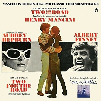 Two For The Road / Me Natalie: Mancini In The 60s - Two Classic Film [New CD]