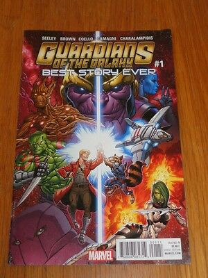 Guardians Of Galaxy Best Story Ever #1 Marvel Comics
