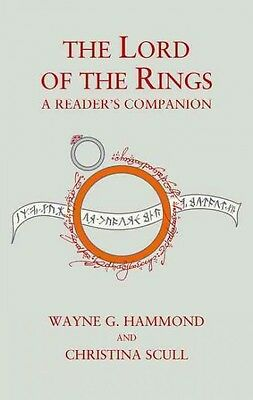 The Lord of the Rings: A Reader's Companion, Wayne G. Hammond