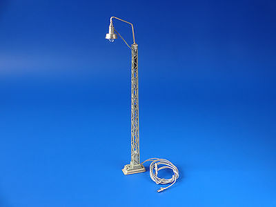 MARKLIN H0 - 7046 - Tower Mast + Lamp Light /-/ LN
