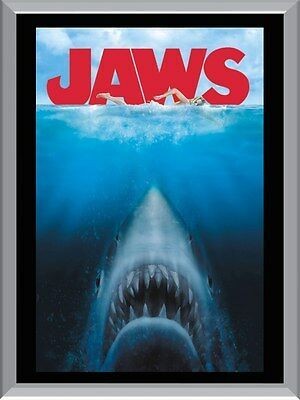 Jaws Movie A1 To A4 Size Poster Prints
