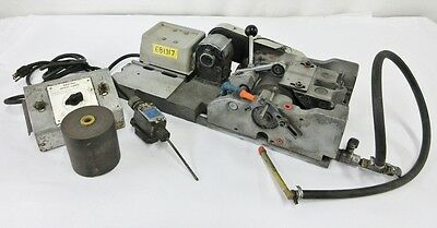 UNISON DEDTRU Model C Centerless Grinding Attachment 0 – 120 Variable Speed