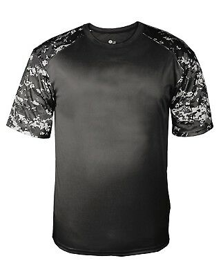 Badger 4152 Digital Camo Sport T-Shirt