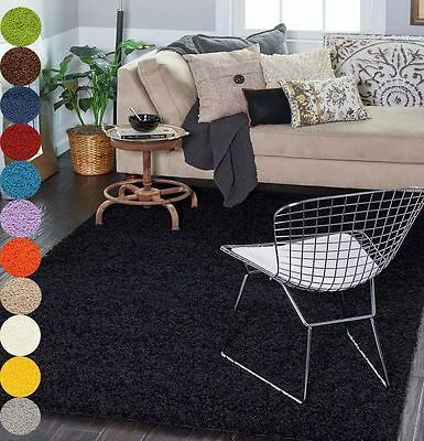 Soft Thick Shaggy Rug Fluffy 60x230CM Carpet Modern Large 5cm Pile Contemporary