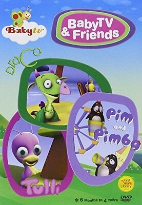BabyTV and Friends [Featuring Draco, Tulli And Pim and Pimba)